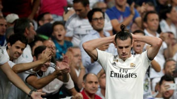 Bale se lamenta