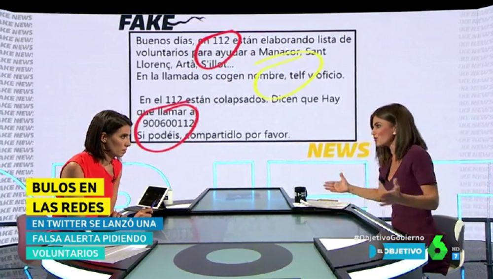 Fake News: el ayuntamiento y la Policía de Mallorca no han pedido voluntarios para ayudar en Manacor