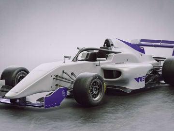 Tatuus coche W-Series