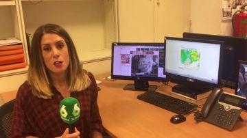 Los restos de Leslie dejarán intensas lluvias en toda Cataluña, Aragón y Baleares hasta la mañana de este lunes