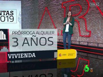 Las cuentas para 2019, con Inés García