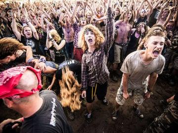 El efecto Lombard: por qué te quedas afónico en los conciertos