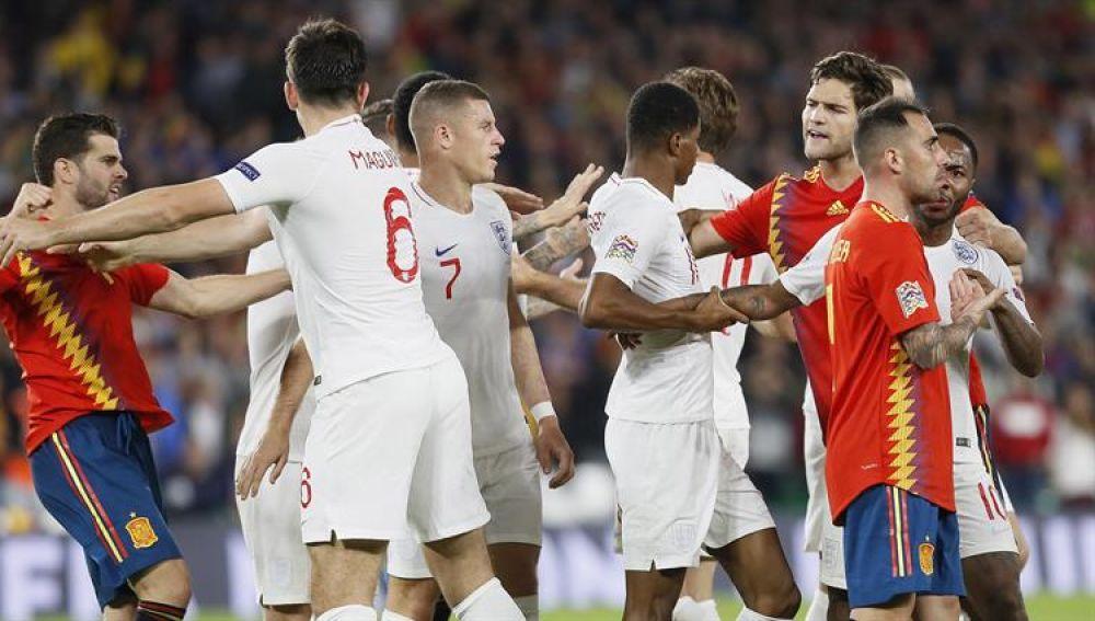Crónica del Croacia 0 - 0 Inglaterra