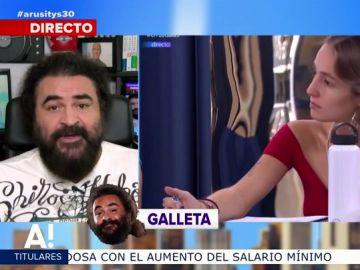 El dardo de El Sevilla a María de OT