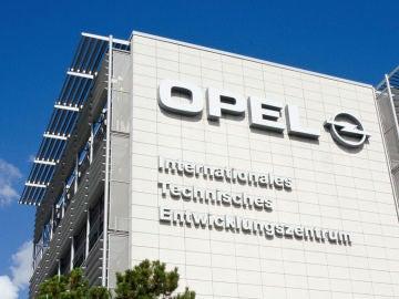 Sede de Opel en Alemania