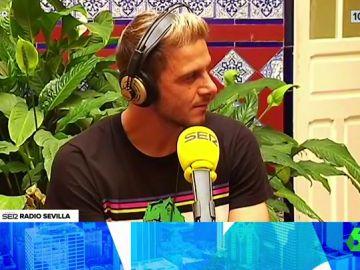 La desternillante petición de Joaquín a Luis Enrique en italiano