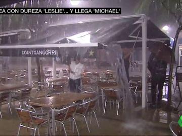 España, de borrasca en borrasca: dejamos atrás el huracán Leslie, pero no acaba el mal tiempo