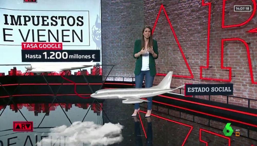 Inés García y los nuevos impuestos