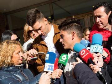 Los jugadores de la Arandina acusados de un delito de agresión sexual
