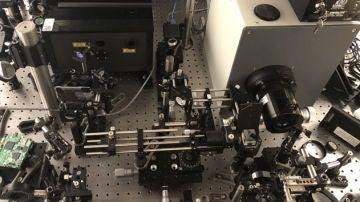 Así es la cámara más rápida del mundo