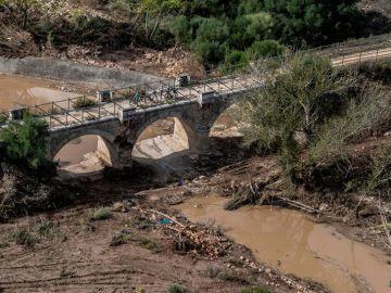 Análisis geológicos ayudan a centrar la búsqueda de Arthur en el torrente