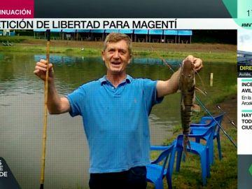 El abogado de Jordi Magentí pide su libertad porque asegura que no hay pruebas contundentes contra él