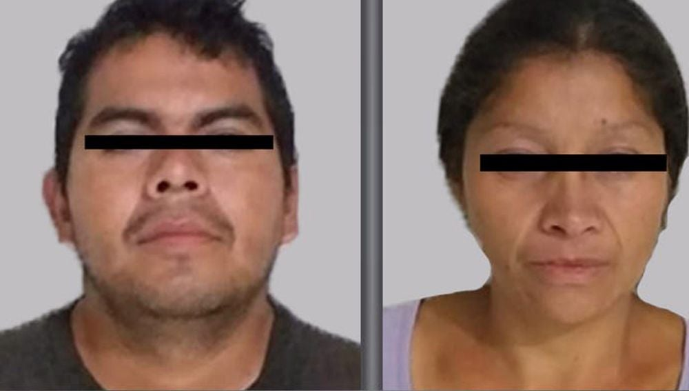 El monstruo de Ecatapec y su mujer