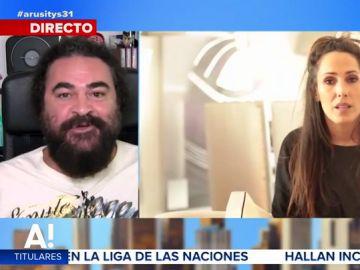 El Sevilla 'culpa' a Amaia Montero de la baja de Malú