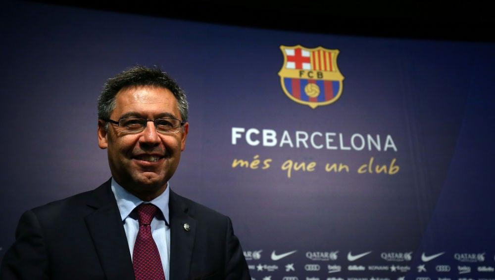 Josep Maria Bartomeu sobre la Vuelta de Neymar al FC Barcelona