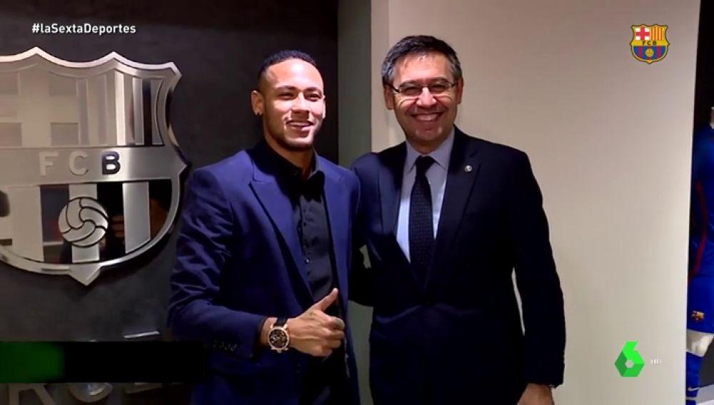 ¿Puede volver Neymar al Barça? Sus problemas con la directiva y su amistad con Messi pueden ser claves