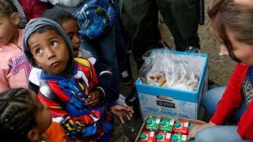 Imagen de archivo de unos niños colombianos