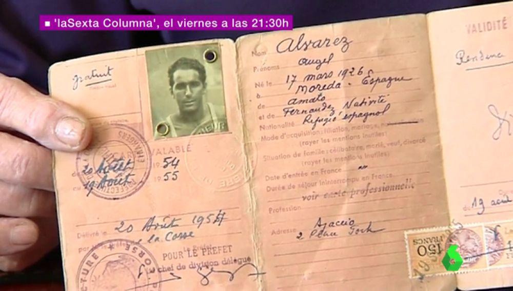 El español que pudo inspirar a Tarantino para Malditos Bastardos: se llama Ángel Álvarez, y asesinaba a los nazis más difíciles