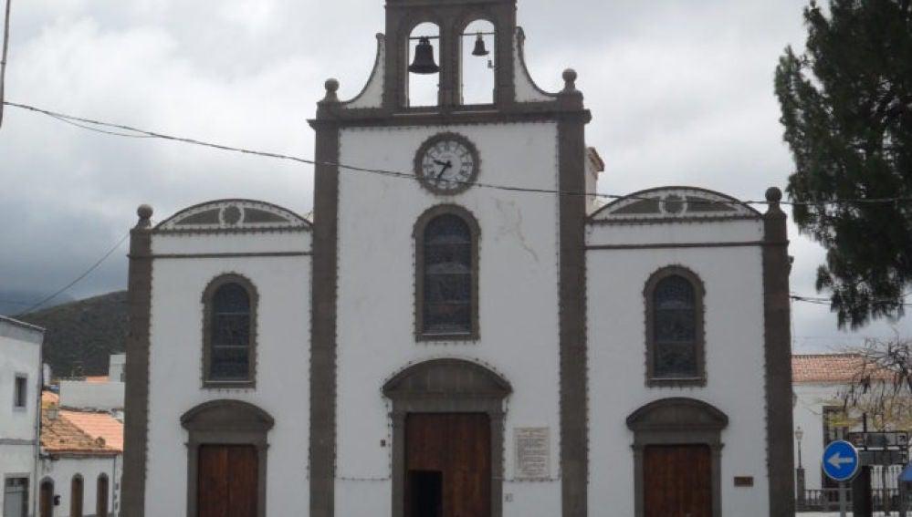 Iglesia de San Bartolomé de Tirajana