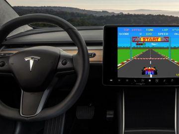 Tesla Atari versión 9 2018
