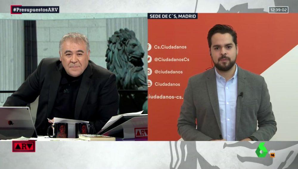 Antonio García Ferreras y Fernando de Páramo