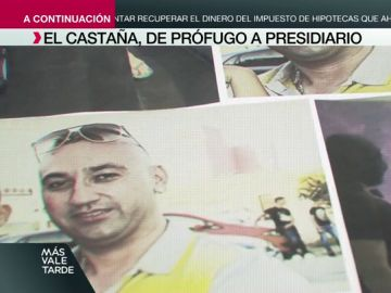 Convivirá con terroristas y con miembros de clanes rivales: Expediente Marlasca detalla las primeras horas del líder de Los Castaña en la cárcel