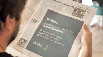 """El mensaje de Salvados a Mariano Rajoy: """"Si quiere ser uno de nuestros invitados estaríamos encantados"""""""