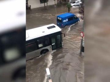 Las impactantes imágenes de las inundaciones en la zona del levante por el gran temporal que azota a España