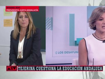 Susana Díaz e Isabel García Tejerina