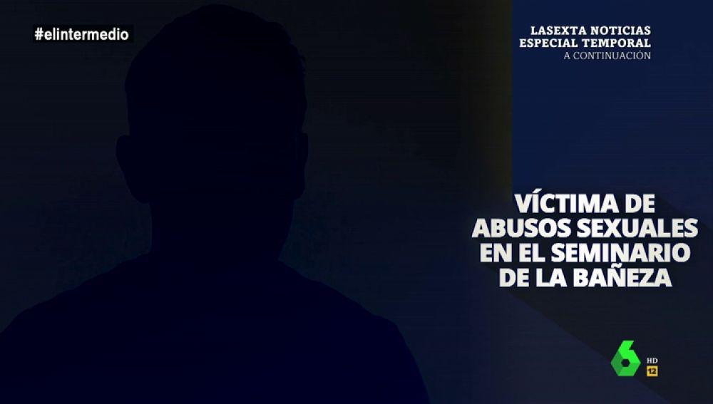"""Una víctima de abusos sexuales en La Bañeza, sobre la comisión antipederastia de la iglesia: """"Es meter al zorro en el gallinero"""""""