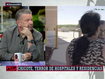 Alberto Chicote, en ARV