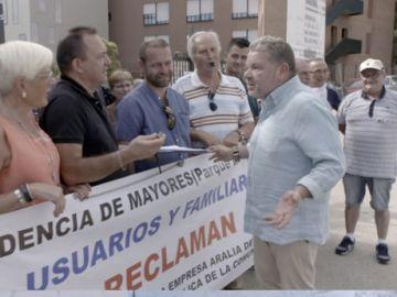 El día que Alberto Chicote destapó el trato a los ancianos en las residencias de mayores