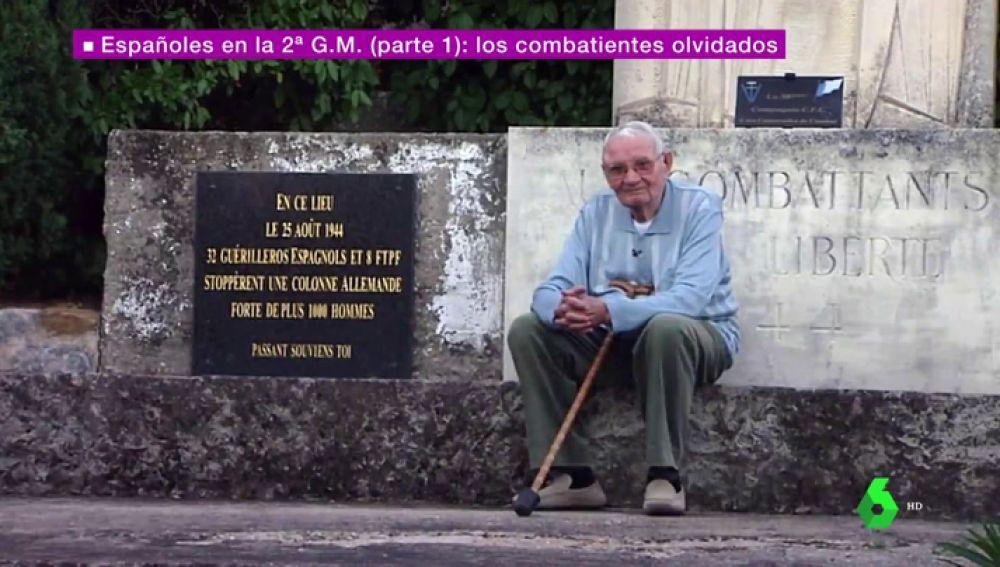 laSexta Columna entrevista a uno de los héroes de la batalla de La Madeleine