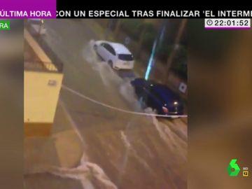 Inundaciones en Almenara