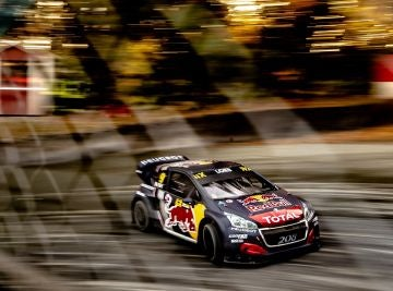Peugeot Sport en Rallycross