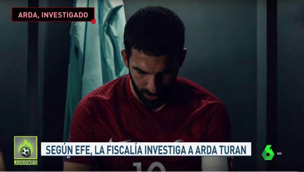 La Fiscalía turca ordena investigar a Arda Turan por supuestos vínculos con una organización golpista