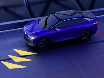 Luces interactivas de Volkswagen