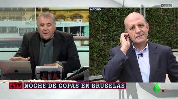 """José Antonio Zarzalejos: """"Al Gobierno no le conviene que su socio Iglesias negocie los PGE con un preso"""""""