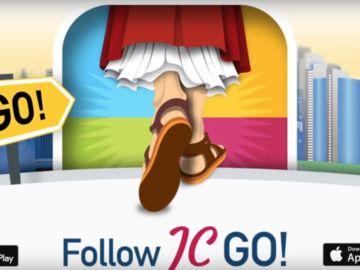 La iglesia lanza 'Jesucristo Go', le versión religiosa de 'Pokémon Go'