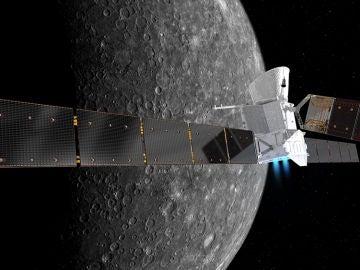 BepiColombo una mision europea para desvelar los secretos de Mercurio