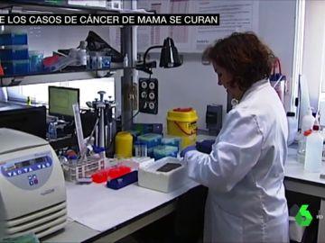 La inmunoterapia para tratar el cáncer de mama