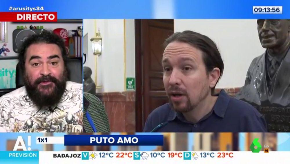 El Sevilla Desvela Las Seis Razones Por Las Que Pablo Iglesias Es