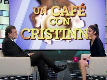 """Mariajo Rajoy confiesa sus aficiones más personales a Pedroche: """"¿Le gusta cazar pokémon?"""""""