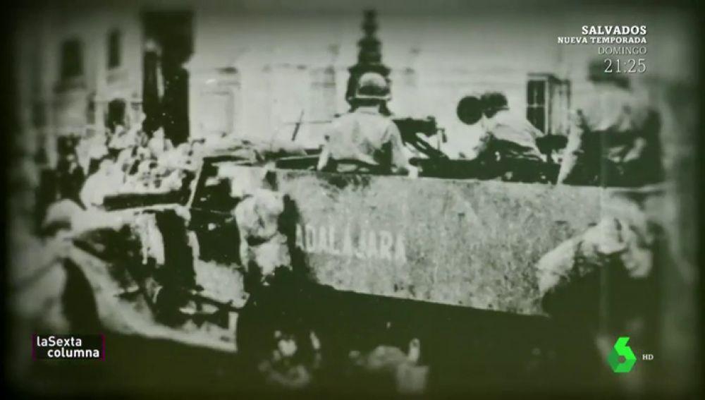 'La Nueve': la compañía de soldados españoles, clave en la lucha contra las tropas nazis de Francia