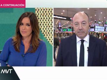 """Gonzalo Bernardos, sobre la decisión del Supremo: """"Por encima de los jueces y del presidente del Gobierno están los banqueros"""""""