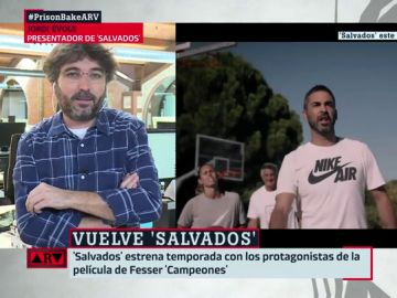 Jordi Évole, en Al Rojo Vivo