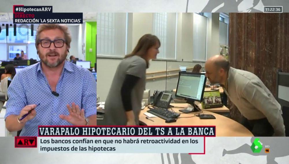 Dani Cervera, en Al Rojo Vivo