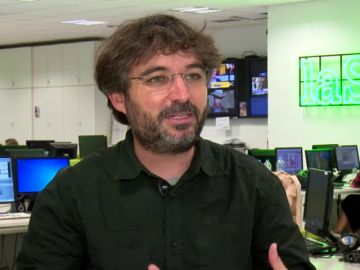 Jordi Évole habla sobre la vuelta de Salvados