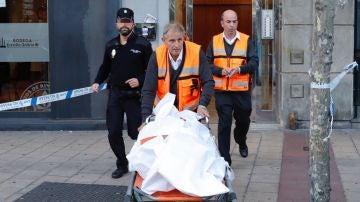La Policía ha hallado hoy muerta a una mujer de 75 años en Valladolid