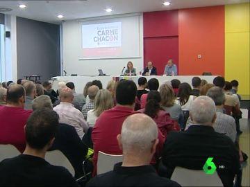 Inauguran una escuela con el nombre de Carme Chacón